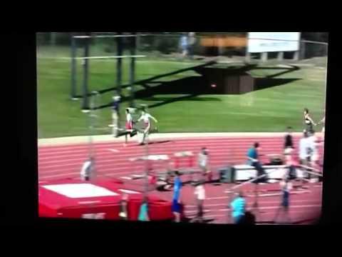 Nick Turpin Runs Track