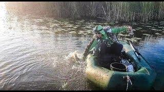 The Рыбалка в диких местах.Приключения продолжаются. Ловля ЩУКИ осенью. Казахстан