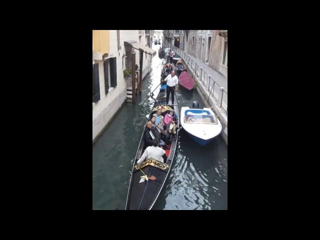 גונדולה בונציה