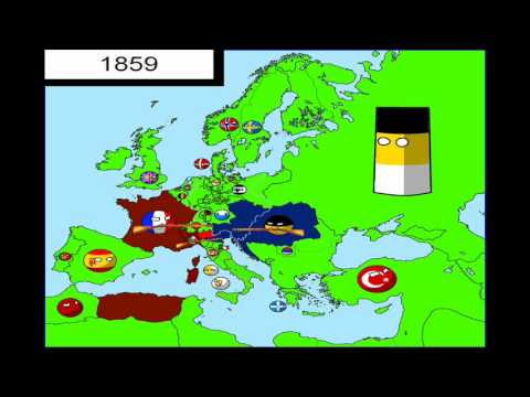 History of Europe: XIX century (From 1815)