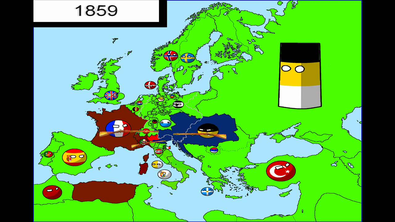 History Of Europe Xix Century From 1815 Youtube