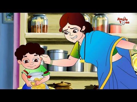 Bolo Chutti Milegi kya(बोलो छुट्टी मिलेगी क्या) | Lakdi ki Kathi, Hindi Rhymes by Jingle Toons