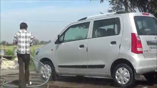 3 easy steps for washing & cleaning any car
