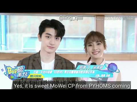[ENG SUB] Put Your Head On My Shoulder Interview With BIG