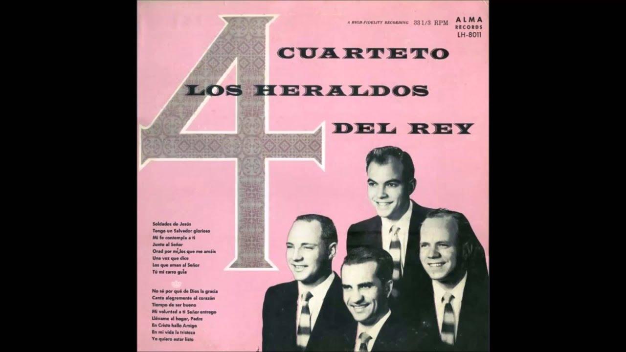 Los Heraldos del Rey - 10  Canta alegremente el Corazón