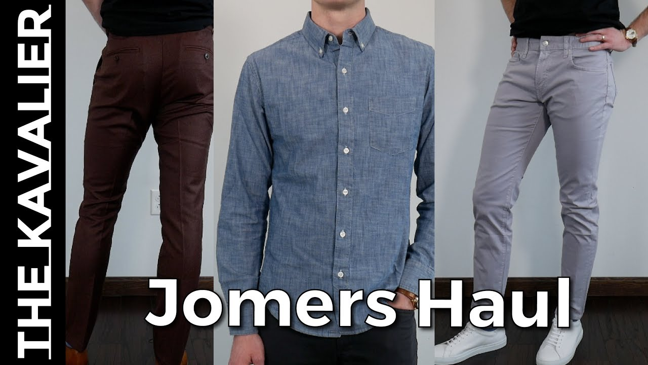 7441a0aa2500 Jomers Unboxing - Excellent Value Shirting