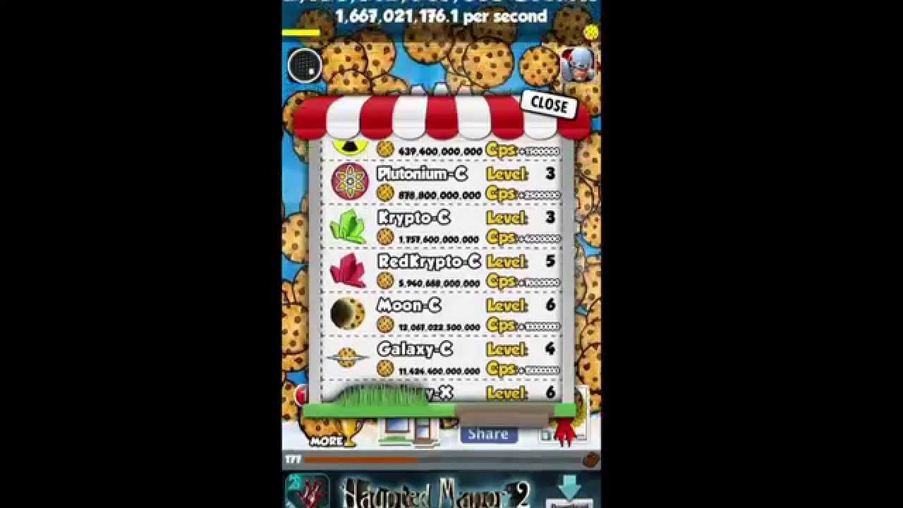 how to get cookie god on cookie clicker