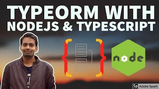 Node JS Typescript with TypeORM