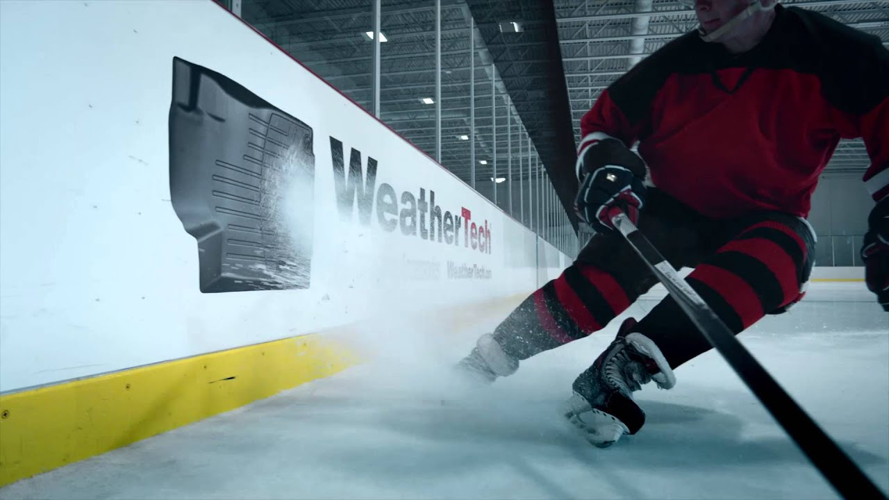 Weathertech floor mats commercial - Hockey On The Ice With Weathertech Commercial
