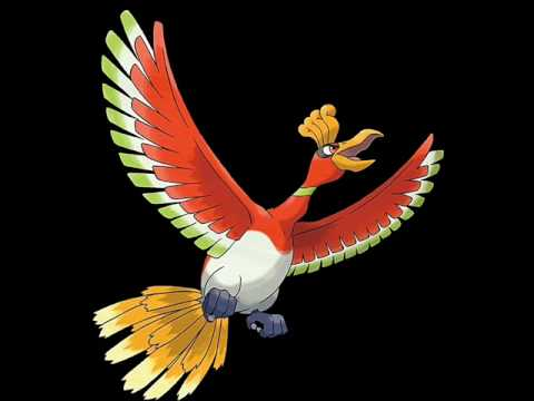 Pokemon HeartGold and SoulSilver - Ho-Oh Battle (Improved looped version + Download link)