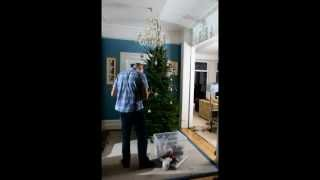 The Blandfords Decorate The Christmas Tree 2012