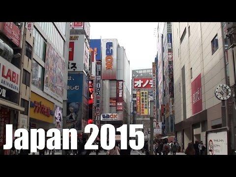 Meine Reise nach Japan!