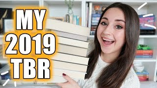 Top 10 Books I Want To Read In 2019! // TBR