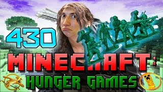 Minecraft: Hunger Games w/Mitch! Game 430 - EPIC FAIL 3vs3 BATTLE!