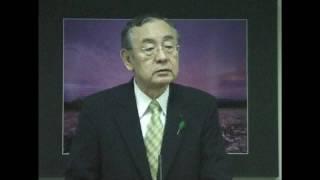 山梨県知事定例記者会見(平成21年5月21日)