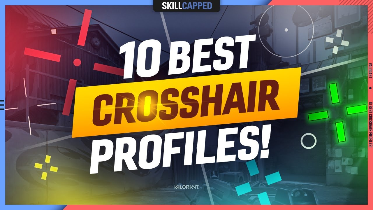 Download The 10 Pro Crosshair Profiles You NEED! - Valorant Tips, Tricks, and Guides