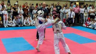 Turniej karate kyokushinkai w Ostrowi Mazowieckiej