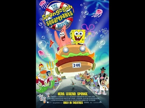 Opening To The SpongeBob SquarePants Movie AMC Theatres (2004)