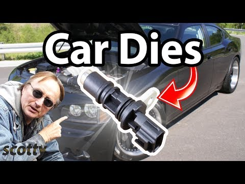 How to Fix a Car that Randomly Dies while Driving - DIY with Scotty Kilmer