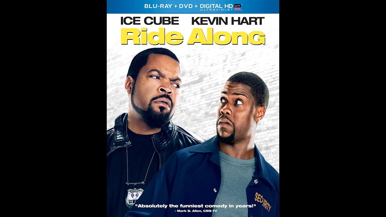 Download Opening to Ride Along 2014 DVD