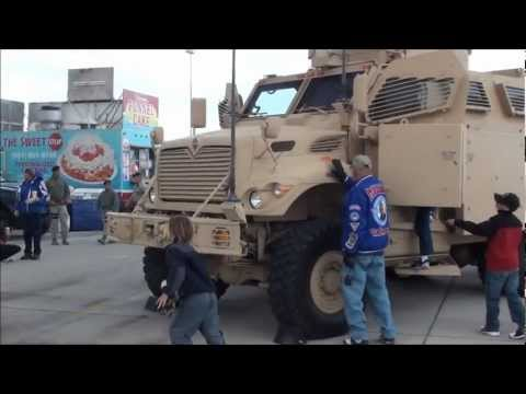 MRAP Mine Resistant Ambush Protection Vehicle