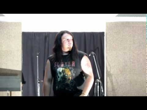 Vocal Cover: Cradle of Filth - Foetus of a New Day Kicking