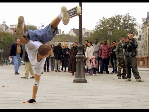 A b boy breakin moves dictionary