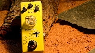 Movall Busy Bee - Pedal Demo