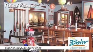 Bistro Featured Restaurant | Egg Harbor Door County WI | Door County Restaurants