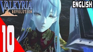 Valkyria Revolution - Walkthrough Part 10 - Chapter 9 The Long Night -English- No Commentary