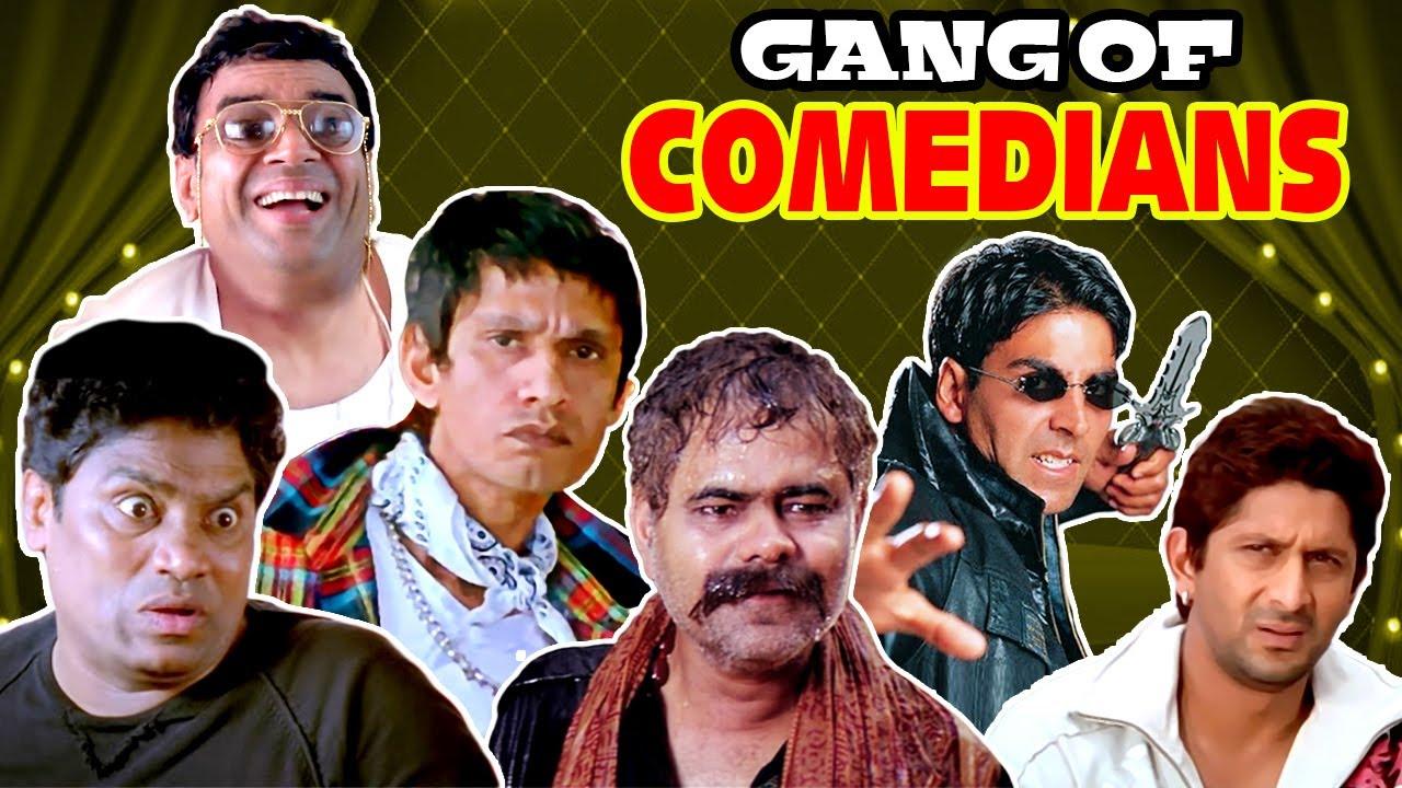 Download Best Comedy Scenes | Gang of Comedians | Welcome - Phir Hera Pheri - Dhol - Mujhse Shaadi Karogi