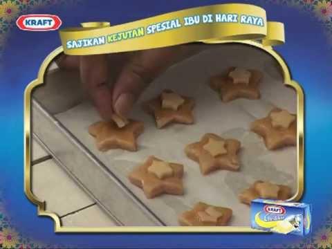 Video Cara Membuat Cheese Peanut Butter Cookies - YouRepeat