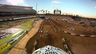 GoPro HD: LA Monster Energy Supercross 2011