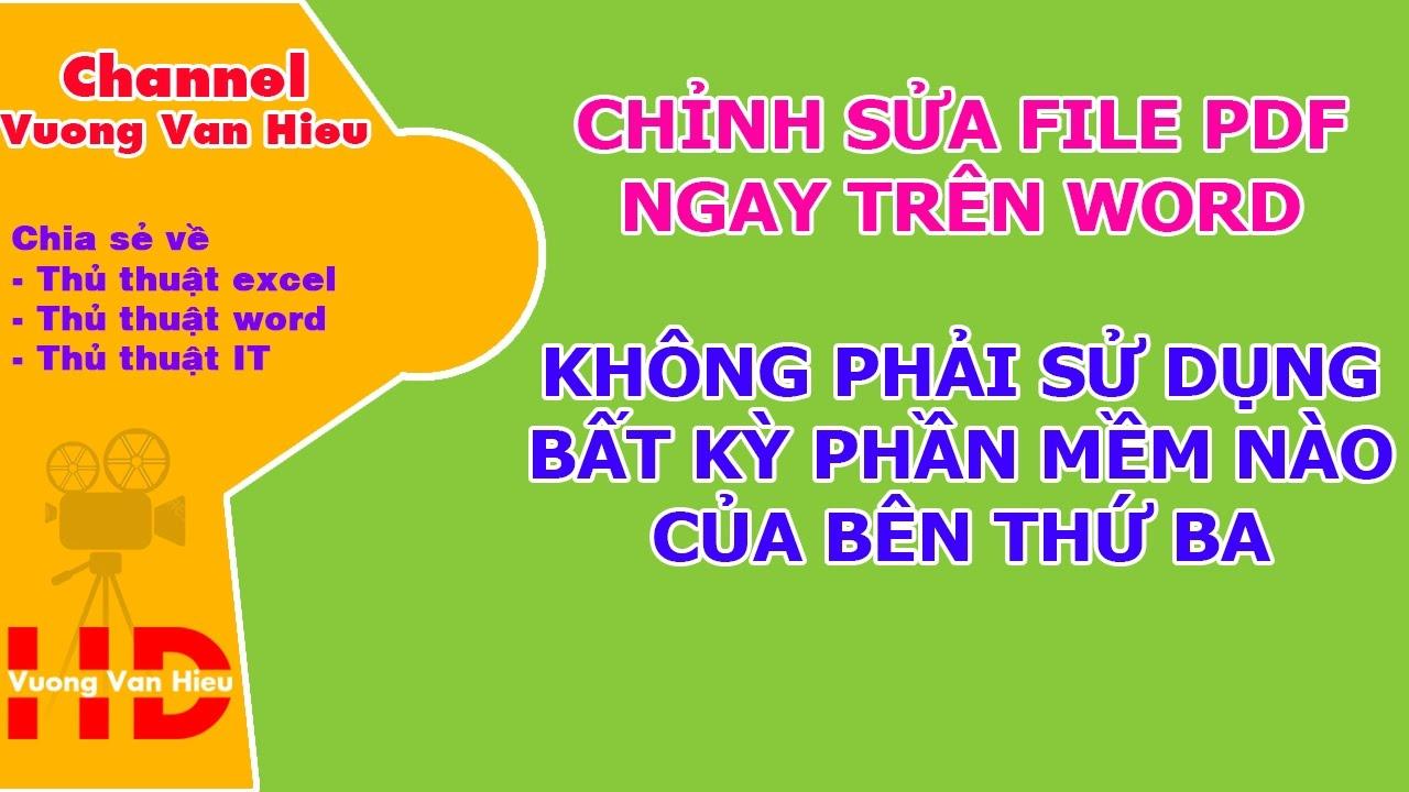 Phan Mem Doc Van Ban Pdf Mien Phi