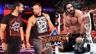 LEAKED ! Dean Ambrose Attacks Seth Rollins CANCELLED ! No Heel Turn Ambrose Seth Rollins Vs Ziggler