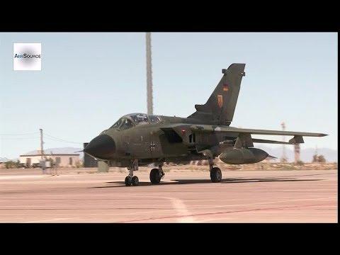 German Air Force Tornado IDS Ready for Sortie