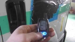 【盗難不可】24V用トラック・ダンプ・ユニック&バッテリー盗難にも対応盗難防止装置カーセキュリティ