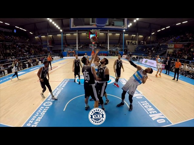 SHOW TIME KLEB BASKET – episodio 3