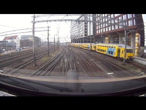 CABVIEW HOLLAND Amsterdam - Amersfoort ICM 2017