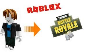 Fortnite à Roblox / Deutsch HD / Viddy awa