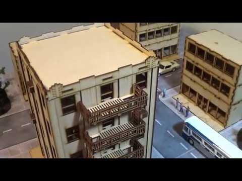 TTCombat City Scenics (trolltrader) Product Review