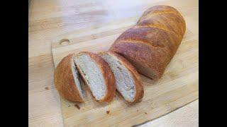 Простейший рецепт домашнего хлеба Как приготовить хлеб без хлебопечки