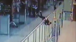 Sturz-Video vom Innsbrucker Hbf schockt das Netz