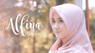 Video Alfina Nindiyani - Law Kana Bainanal Habib (Official Music Video) download MP3, 3GP, MP4, WEBM, AVI, FLV Juli 2018