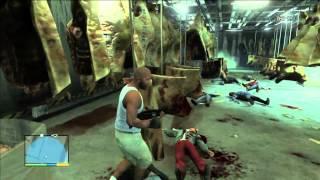 老皮直播台『Grand Theft Auto V 俠盜獵車手五』屠宰場 (44)