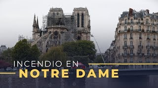 Notre Dame | Sofocado y controlado el incendio