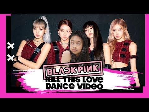 """BLACKPINK - """"KILL THIS LOVE"""" Dance Version  (Zara Leola Cover Version)"""