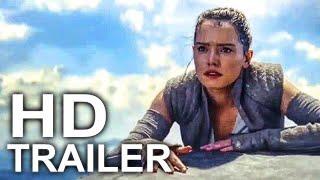 STAR WARS 8 Movie Clip Luke & Rey Training Force Awakens Trailer NEW (2018) Sci-Fi Movie Trailer HD