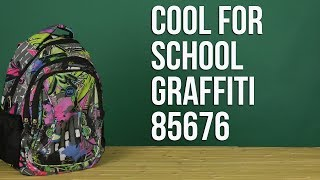 Розпакування Cool For School Graffiti 16'' 85676