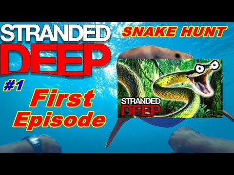 Stranded Deep Game  # Survival On The island |